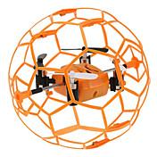 RC Dron Skytech M70 4 Canales 2.4G - Quadccótero de radiocontrol  Iluminación LED Quadcopter RC Cable USB Hélices