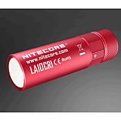 LA10CRI_CN Linternas LED LED 85 lm Modo Mini Estilo Regulable Camping/Senderismo/Cuevas Viaje Al Aire Libre Negro Rojo Azul
