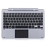 Teclado original de la tableta del teclado de chuwi hi12 giratorio para la PC de la tableta de chuwi hi12 con el puerto de dos usb