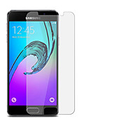 Protector de pantalla Samsung Galaxy para A3 (2017) Vidrio Templado 1 pieza Protector de Pantalla Frontal Borde Curvado 2.5D Dureza 9H