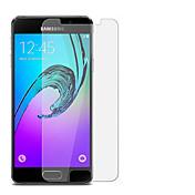 Vidrio Templado Protector de pantalla para Samsung Galaxy A3 (2017) Protector de Pantalla Frontal Alta definición (HD) Dureza 9H Borde