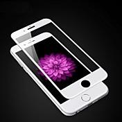 Protector de pantalla Apple para iPhone 7 Plus Vidrio Templado 1 pieza Protector de Pantalla Frontal Dureza 9H Alta definición (HD)