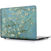 MacBook Funda para Flor TPU MacBook Air 13 Pulgadas MacBook Air 11 Pulgadas MacBook Pro 13 Pulgadas con Pantalla Retina