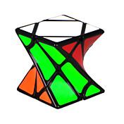 Cubo de rubik QIYI MFG2004 Alienígena Skewb Twist Cube Skewb Cube Cubo velocidad suave Cubos mágicos rompecabezas del cubo Cilíndrico