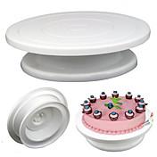 Cake Moulds Rund For Godteri For Iskrem Til Kake Til Brød For Småkake Kake Brød Plastikker PP (Polypropen) GDS Høsttakkefest Valentinsdag