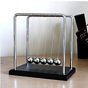 """""""Newton Cradle""""-kuler Leker Stresslindrende leker Pedagogisk leke Leketøy Gravity Type Stress og angst relief Office Desk Leker Metal"""