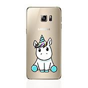 Funda Para Samsung Galaxy S8 Plus S8 Diseños Funda Trasera Caricatura Suave TPU para S8 Plus S8 S7 edge S7 S6 edge plus S6 edge S6
