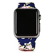 Ver Banda para Apple Watch Series 3 / 2 / 1 Apple Correa Deportiva Silicona Correa de Muñeca