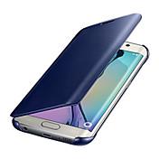 Funda Para Samsung Galaxy A5(2017) A3(2017) Cromado Espejo Funda de Cuerpo Entero Color sólido Dura ordenador personal para A3 (2017) A5