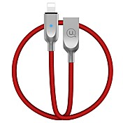 USB 2.0 Cable, USB 2.0 to Lightning Cable Macho - Hembra 1.2m (los 4Ft)