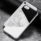 Funda Para Apple iPhone 8 iPhone 8 Plus Funda iPhone 5 iPhone 6 iPhone 7 IMD Funda Trasera Mármol Suave TPU para iPhone 8 Plus iPhone 8
