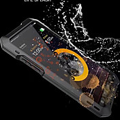 Etui Til Apple iPhone X iPhone 8 Vann / støv / støtsikker Heldekkende etui Rustning Hard Metall til iPhone X iPhone 8 Plus iPhone 8