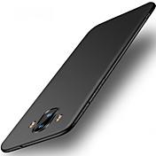 Funda Para Huawei Mate 10 pro Mate 10 lite Ultrafina Funda Trasera Color sólido Dura ordenador personal para Mate 10 Mate 10 pro Mate 10