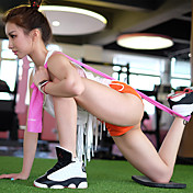 KYLINSPORT Bandas para ejercicio de resistencia Con 1 pcs Caucho Entrenamiento de fuerza, Terapia física por Yoga / Pilates / Fitness Hogar / Oficina