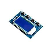 La frecuencia de pulso pwm ocupa el generador de señal de onda cuadrada del generador de señal de onda cuadrada