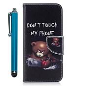 Etui Til Samsung Galaxy S9 S9 Plus Kortholder Lommebok med stativ Flipp Magnetisk Heldekkende etui Sommerfugl Hard PU Leather til S9 Plus