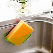 Plásticos Fácil de Usar Repisas y Soportes 1pc Organización de cocina