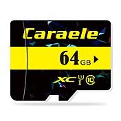 Caraele 64GB Micro SD-kort TF kort minnekort Class10 CA-2