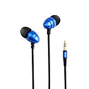 AWEI ES-Q2 I øret Kabel Hodetelefoner dynamisk Metallskall Gaming øretelefon Mini / comfy / Stereo Headset