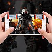 Controladores de juego Para Android / iOS Portátil Controladores de juego ABS 2pcs unidad