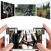 Controladores de juego Para Android / iOS Portátil Controladores de juego Metal 2 pcs unidad