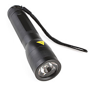 LED Flashlights / Torch LED 210 lm 1 Mode - Camping/Hiking/Caving Black