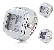 cheap -Women's Quartz Ring Watch Casual Watch Alloy Band Vintage Fashion Silver