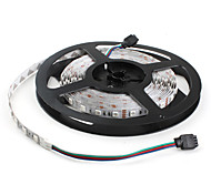 colorato 5m 5050 smd 300 rgb led strip light luce led di alta qualità