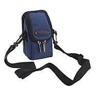 защитный чехол для цифровой камеры (м размером, синий)