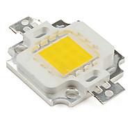 zdm ™ fai da te 9-12 v 900ma 10w 800lm caldo bianco led emettitore di alta qualità