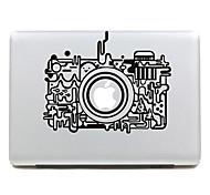 "Наклейка ""Ретро фотоаппарат"" для 11"" 13"" 15"" MacBook Air Pro"