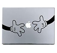 """modello palma adesivo di protezione della pelle per 11 """"13"""" 15 """"MacBook Air pro"""