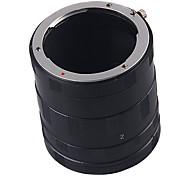 anillo de tubo de extensión macro para nikon ai D5300 D5100 D5200 D3200 af d3300 d3100 y mucho más