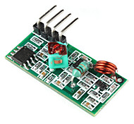 cheap -DIY 433MHz Wireless Receiving Module for (For Arduino) (Green)
