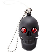 16GB Shining Skull USB 2.0 Flash Drive