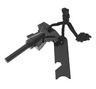 cheap -5Y Magnesium Metal Black Fire Stick