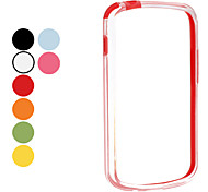 Durable Bumper Frame Case for Samsung Galaxy Trend Duos S7562