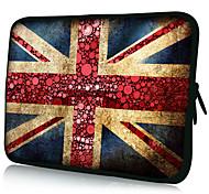 "Union Jack Muster 7 ""/ 10"" / 13 ""Laptop-Hülle für MacBook Air Pro / Ipad Mini / Galaxy Tab2/Google Nexus 18070"