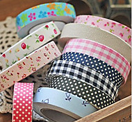 cheap -1pc Scrapbook Adhesives. Adhesive Tape Gift Ideas Color Christmas. Floral Cotton ...