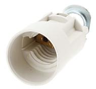abordables -E14 Accesorio de iluminación Enchufe de la luz El plastico