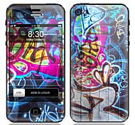 Недорогие -Защитная плёнка для экрана Apple для iPhone 6s iPhone 6 1 ед. Защитная пленка на всё устройство