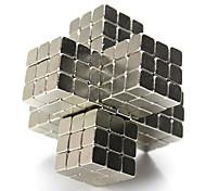 Недорогие -Магнитные игрушки Конструкторы Неодимовый магнит 216 Куски 5mm Игрушки Магнит Магнитный Квадратный Подарок