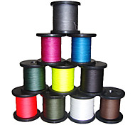cheap -500M / 550 Yards 300M / 330 Yards PE Braided Line / Dyneema / Superline Fishing Line 100LB 90LB 80LB 70LB 60LB 50LB 40LB 35LB 30LB 25LB