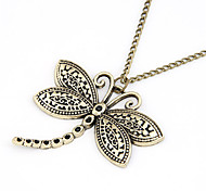 cheap -Women's Alloy Pendant Necklace Vintage Necklace - Alloy Necklace For Daily