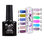 cheap -Nail Polish UV Gel  0.01 1 UV Color Gel UV Builder Gel Classic Soak off Long Lasting  Daily UV Color Gel UV Builder Gel Classic High