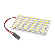 T10 BA9S Festoon Car White 8W SMD 5730 6000-6500 Reading Light