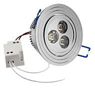 abordables -SENCART 6500lm Plafonniers Lampes Encastrées Encastrée Moderne 3 Perles LED LED Haute Puissance Blanc Naturel 85-265V