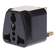 cheap -Travel Universal Port to HK/UK Power Adapter