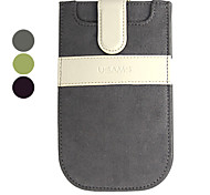 USAMS 5 Inch Leather Pouches for Samsung Galaxy S3 and S4