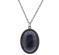 Z&X®  The New Fashion Blue HandmadeSilk Necklace